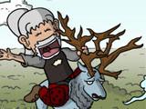 Dark Legacy魔兽世界搞恶漫画 小德的悲哀