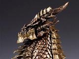 国内周边达人制作的魔兽世界耐萨里奥青铜雕像
