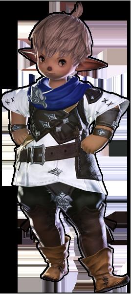 最终幻想14种族:拉拉菲尔族平原之民