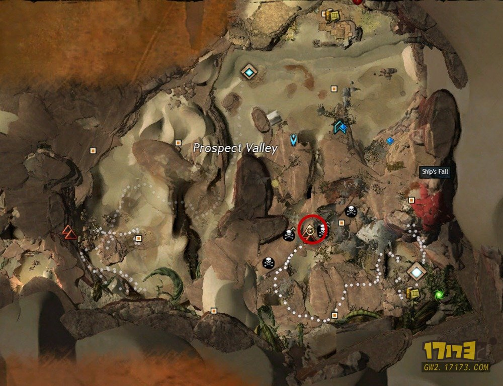 苦战2迈古玛的门勘探山谷搜寻宝藏成就完成方法