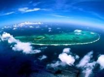 西沙群岛壮美全貌