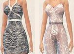《模拟人生4》MOD  五款性感女装MOD