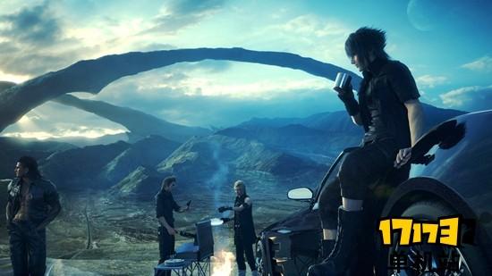 最终幻想15发售日_《最终幻想15》发售日已确定 晚于玩家预期_游戏机频道_ps4_xboxone ...