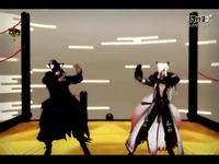 《剑网3》MMD视频莫雨毛毛的怪音�S箱