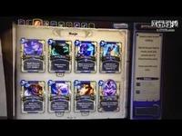 香港玩家解锁《炉石传说》全部金卡