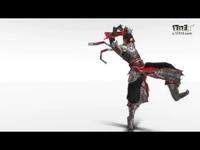 剑网3MMD 骑马舞才是天策府男人的浪漫