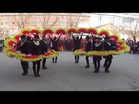 好日子 扇子舞 姐妹花 2014-广场舞 热点视频_