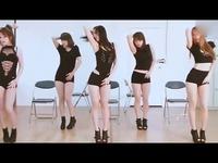 韩国美女舞团椅子舞 游戏视频