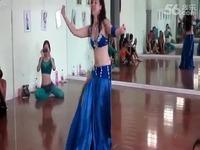 美女艳舞 肚皮舞 舞蹈教学视频 游戏视频