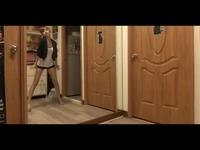 国产美女高跟鞋 短仔裤性感热舞 游戏视频