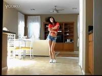 超短裤美女热舞