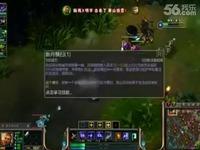 集锦 最新小苍LOL 赵信视频,超神出装解说-游戏