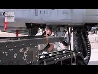 免费 军情解码---美国A10攻击机 超霸气机炮换