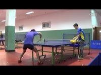 山东省乒校 台内拧拉 乒乓球训练(教练:省队刘