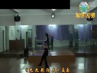 热推 2014广场舞教学-黎塘广场舞九九艳阳天反