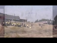高清集锦 海伦境内火车脱轨事故-火车脱轨_17