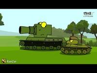 世界 坦克/坦克世界动画小短片1