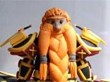 萌死算了!魔兽世界玩家自制T2矮人圣骑士
