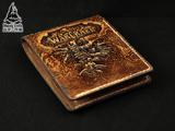 玩家作品欣赏:魔兽世界主题钱包