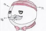 CF游戏囧图 本期将教大家如何画雪人手雷