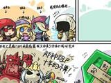 风暴Q传漫画:脑洞礼包第二弹兜帽包?