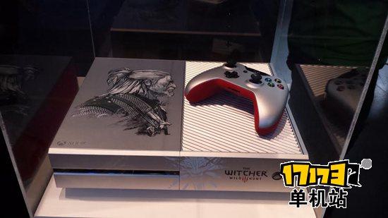 《巫师3》限定版Xbox One主机 并不公开发售-17173游戏机频道