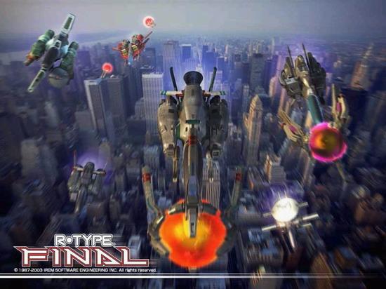 金字塔顶峰的横版射击游戏有着的十分奇特的世界观,他的设定风格不仅