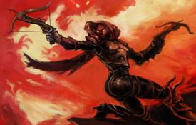 《暗黑3》猎魔人T6秘境 无缝烟幕刀扇流演