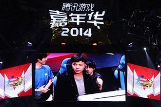 游戏新体位2014TGC专题:走进腾讯游戏帝国