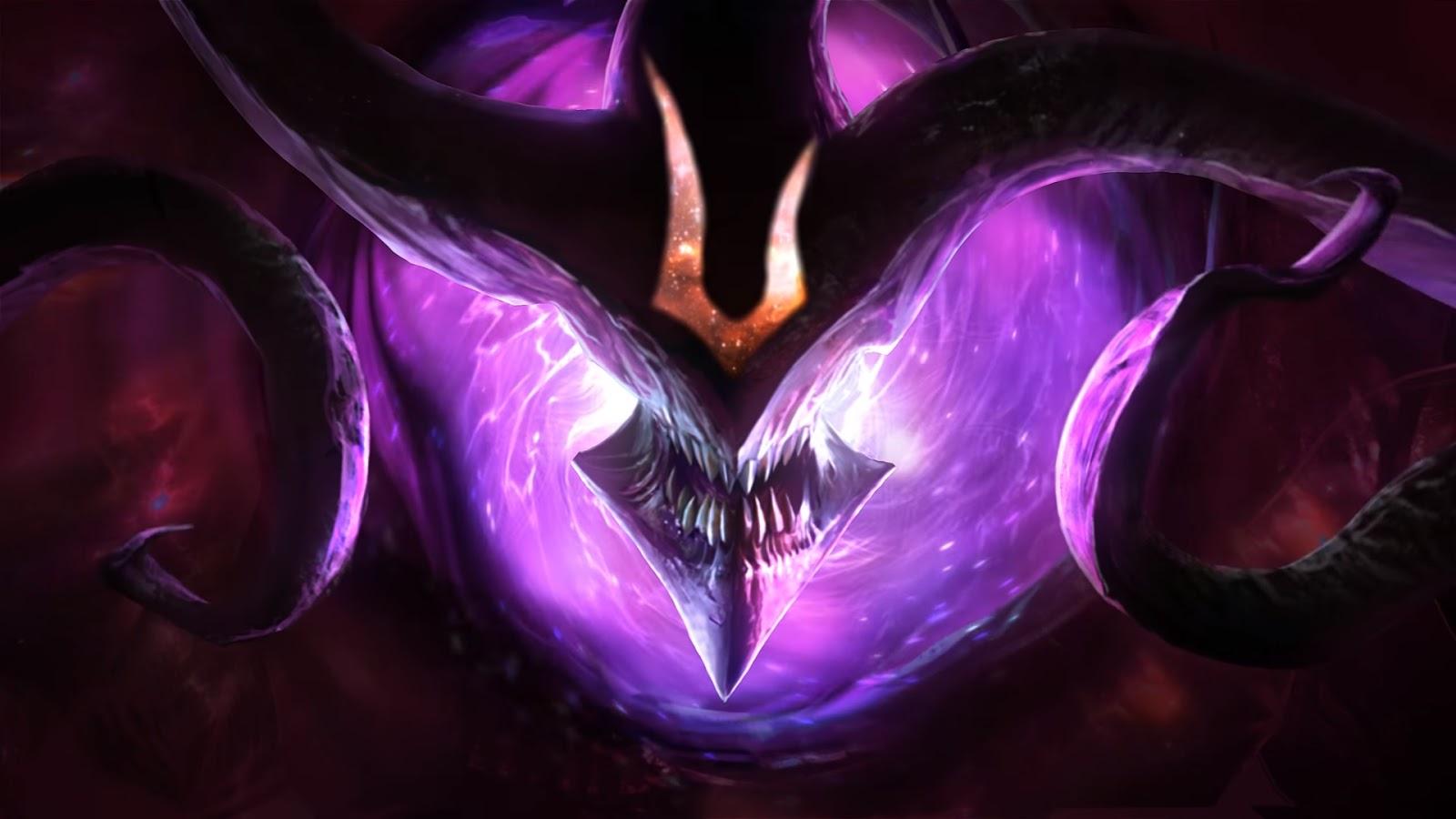皮肤预告:锤石与韦鲁斯黑洞主题来袭!