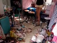 大J神:史上最脏女宿舍
