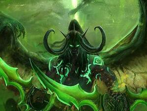 魔兽世界7.0官方壁纸:天灾降世 猎手崛起