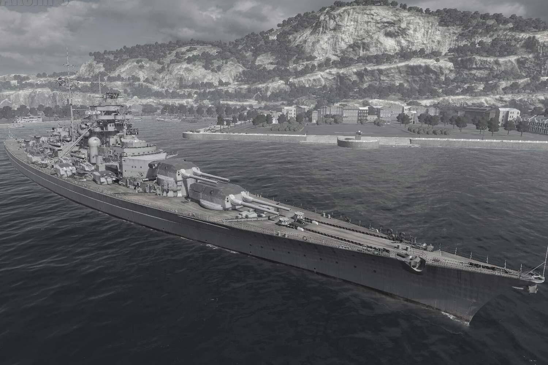 战舰世界-德战零距离