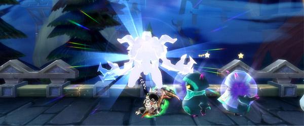 11月13日,韩国NEXON公司在韩国游戏展G2008里公开探险动作MMORPG《Kavatina Story》。游戏由开发冒险岛的NEXON旗下Widget工作室开发。   《Kavatina Story》是横版MMORPG开发经验之集大成作。基本使用横版方式的《Kavatina Story》,和现有平面横版游戏不同,具有生动而立体的3D空间和华丽的动作,快速的战斗速度。为了提供更好的手感,具有多种动作和华丽技能的《Kavatina Story》将给玩家带来特色乐趣。   NEXON公司将在11月25日