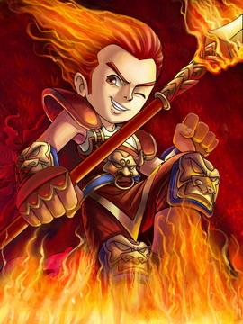 神魔令 首款卡牌对战网页游戏