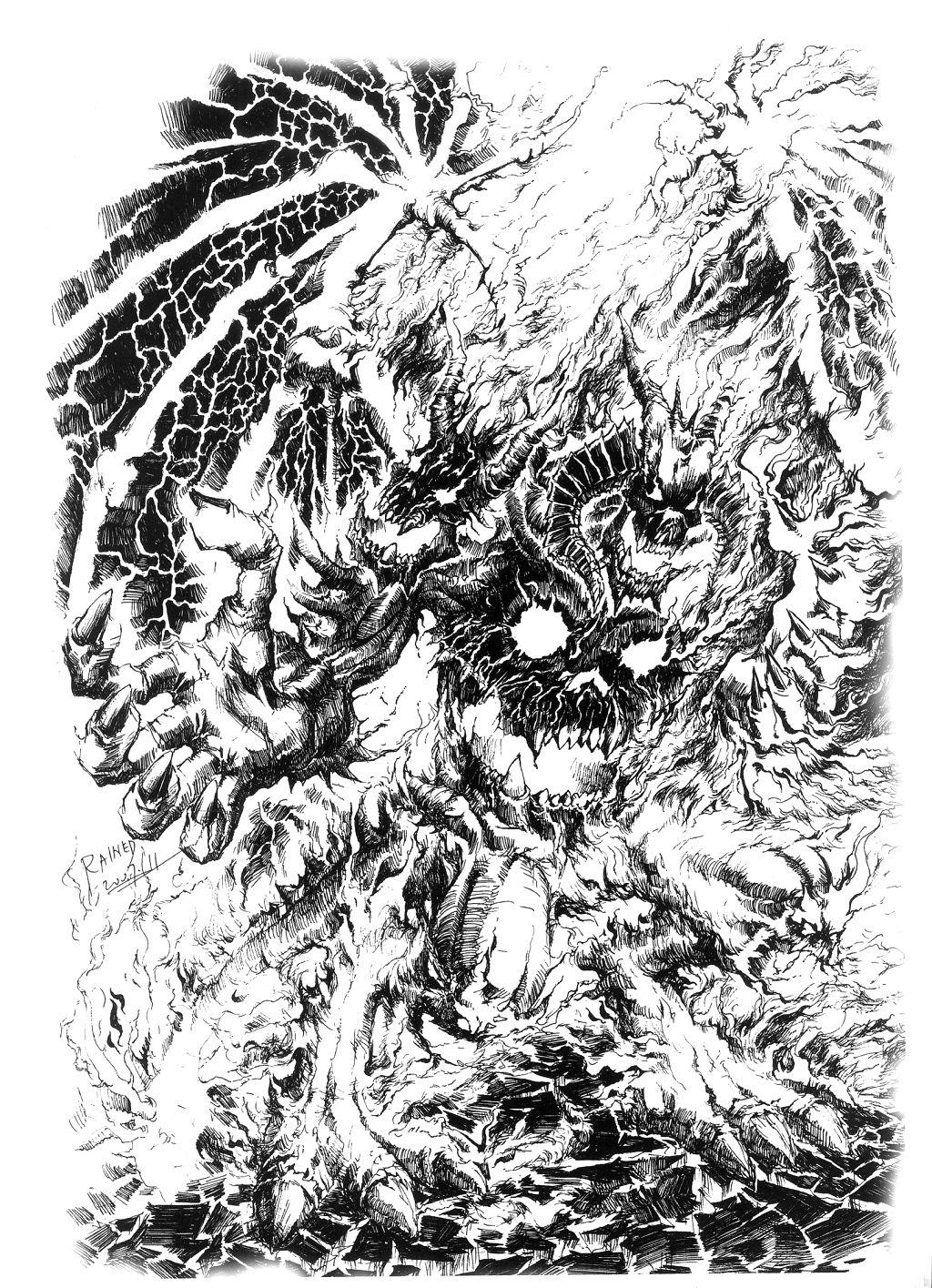 魔兽世界 - 漫画壁纸-[魔兽漫画]